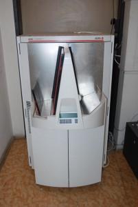 CR компютъризиран графичен рентгенов апарат